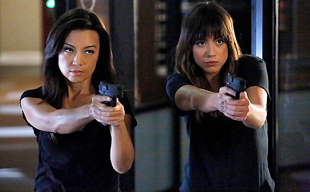 Exclusive: 'Agents of SHIELD' to feature a tie-in to 'Avengers: Age of Ultron'