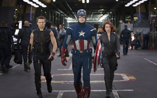 Watch The Avengers: Age of Ultron new trailer