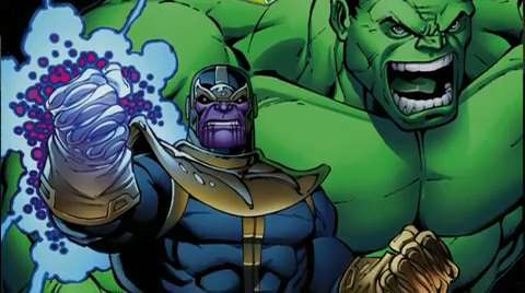 Hulk vs. Thanos. Finally. And DC casts 'Suicide Squad'