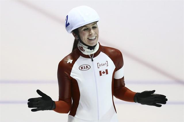 Mass start race the right fit for Canadian speedskater Ivanie Blondin