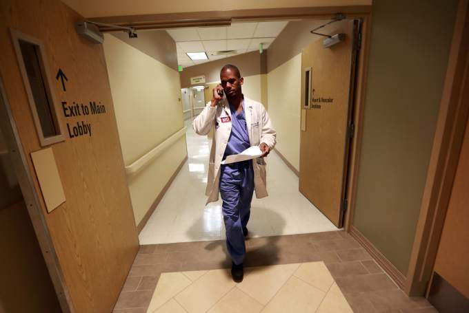 Santa Rosa doctor finds strength, purpose while overcoming adversity