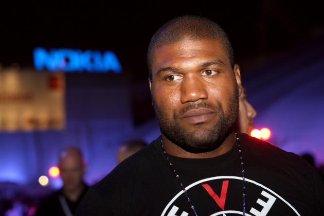 Court's Reading of Contract Will Settle Bellator vs. Rampage Jackson Standoff