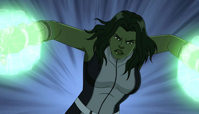"""CLIP: It's the """"Year of the Hydra"""" on """"Hulk and the Agents of SMASH"""" on May 31 …"""