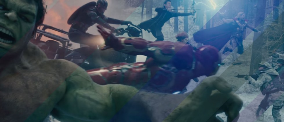 Every Avengers Age of Ultron Trailer to date