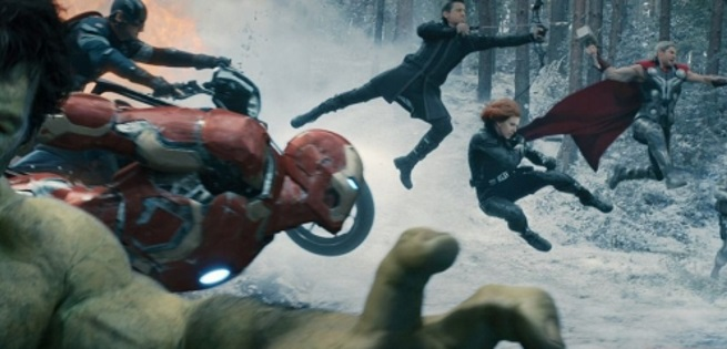 Avengers: Age Of Ultron Opening Scene Featurette Released