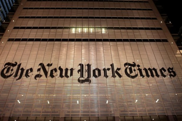 New York Times Cuts Movie Reviews in Blow to Independent, Documentary Films