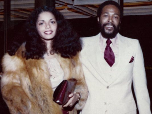 New book reveals tumultuous marriage to Marvin Gaye