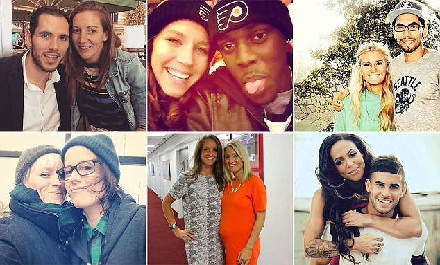 2015 Women's World Cup stars and their partners revealed by FEMAIL