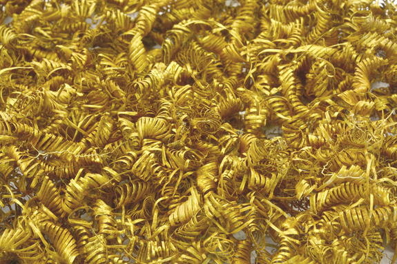 Bronze Age Gold Spirals May Have Been Sacrificed to Gods