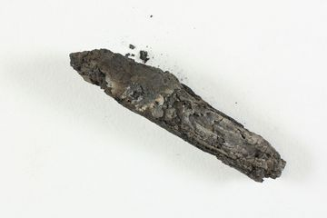 Charred Remains of 1500-Year-Old Hebrew Scroll Deciphered