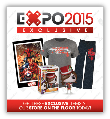 Purchase Exclusive Collectibles, Apparel, & More in the ThinkGeek Store at the …