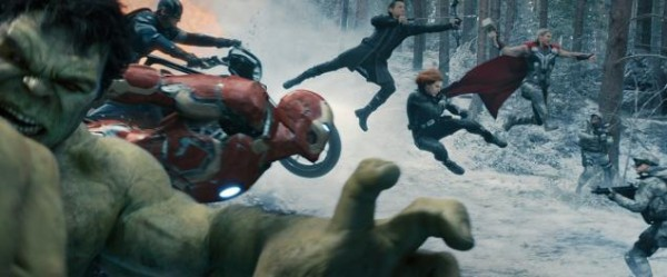 'Avengers: Age of Ultron': Sequel flexes the second-biggest opening ever