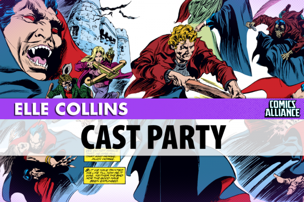 Cast Party: Who Should Star In A 'Tomb of Dracula' Movie?