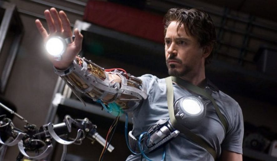 'Iron Man' suit slated for Pentagon debut in 2018