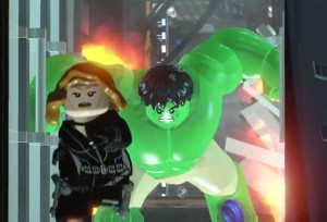 """""""LEGO Marvel's Avengers: Age of Ultron"""" Mixes Action, Humor & Fan-Favorite Scenes"""