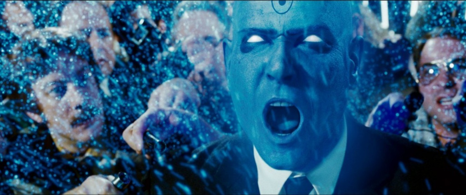 So HBO and Zack Snyder are talking 'Watchmen'? TV series would surely be a …