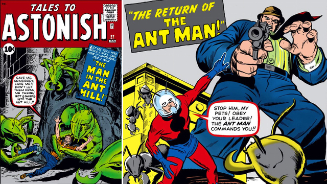 13 'Ant-Man' Easter Eggs and References to Marvel Comics, The Avengers, and …