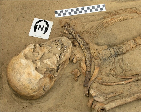In Photos: 'Demon Burials' Discovered in Poland Cemetery
