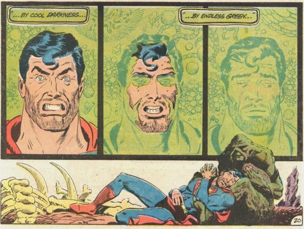 For The Man Who Has Everything: The Superman Stories of Alan Moore