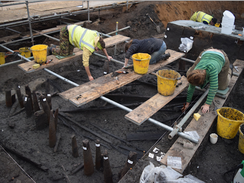 Archaeologists Unearth Bronze Age Village They're Calling 'Britain's Pompeii'