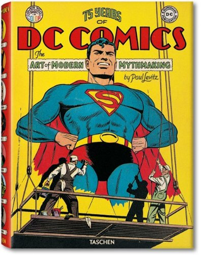 Taschen Cancels Final Two Volumes Of 75 Years Of DC Comics
