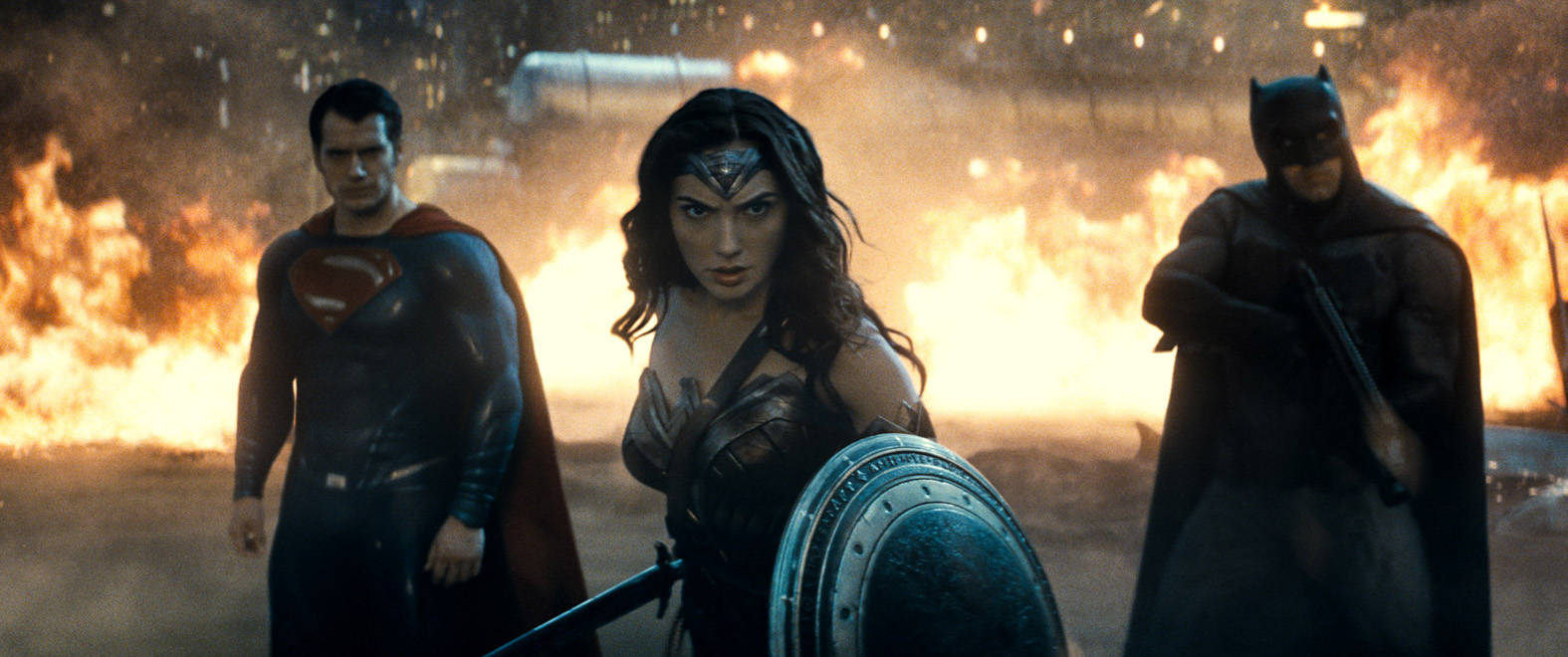 Making up my dang mind about 'Batman v. Superman'