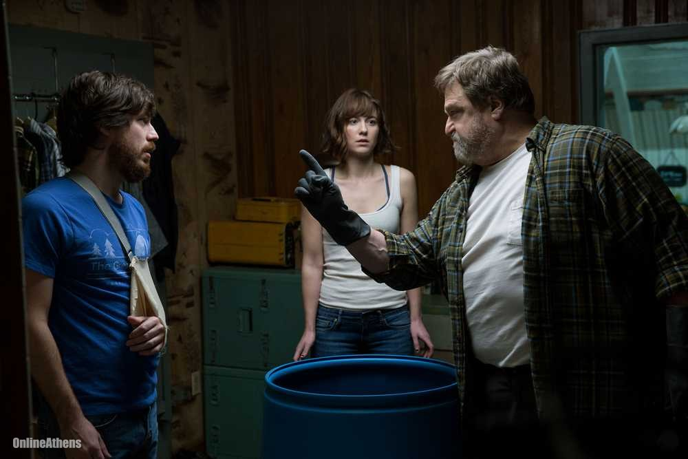 Mini moview reviews: '10 Cloverfield Lane,' 'The Bronze' and more