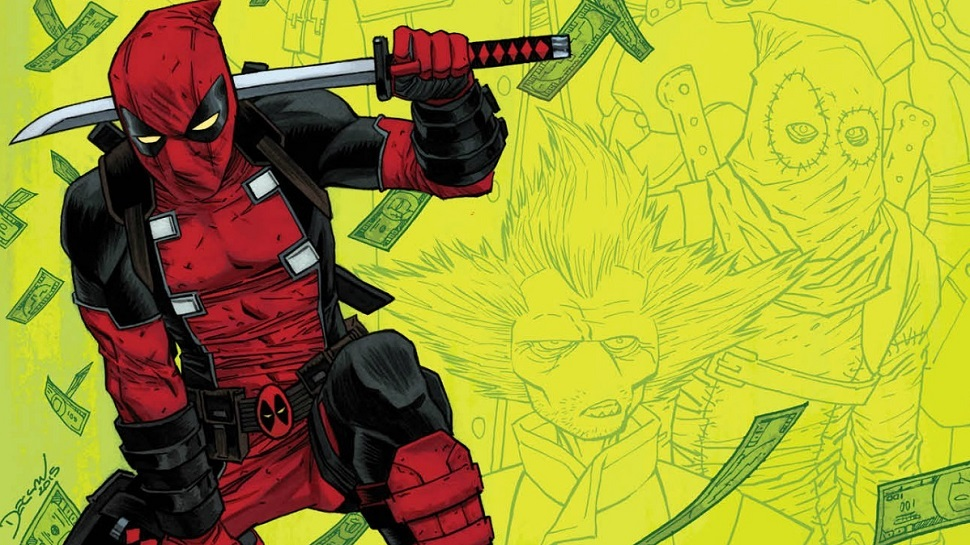 Comics Relief: DEADPOOL Gets a New Ongoing Title