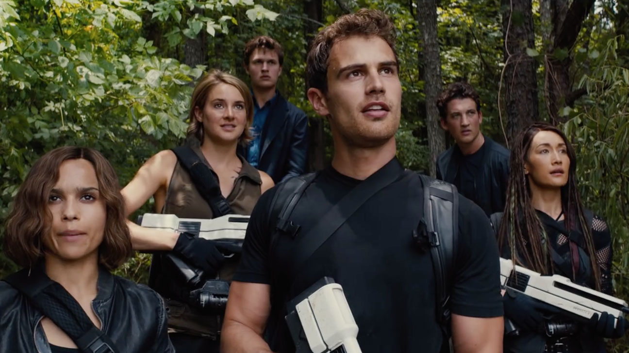 Box Office: 'Divergent 3' Stalls With Series-Low $29.1M; 'Zootopia' Nears …
