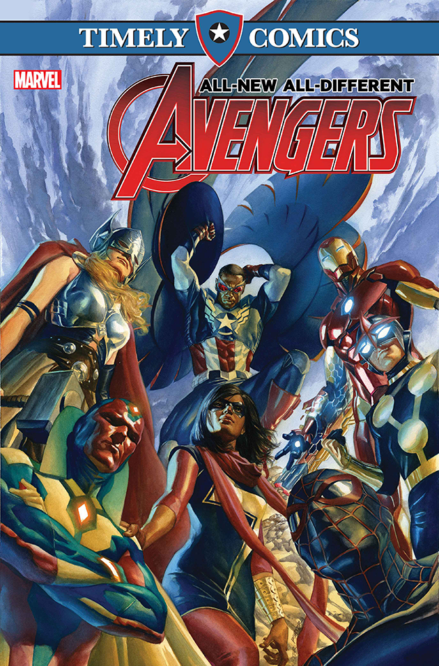 Marvel Revives Timely Comics As $3 Reprint Line
